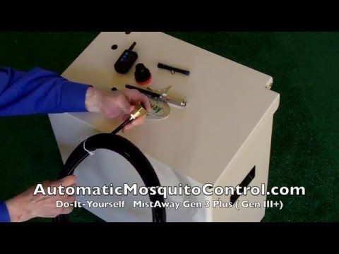 Diy Mistaway Systems Upgrades And Parts Same X2f Next Day Shipping Mosquito Misting System Mosquito Misting Misting