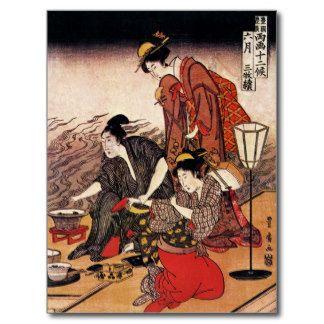 vintage japanese postcards - Google Search