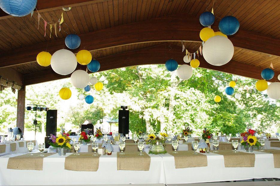 Perfect Spot For A Summer Wedding Tartan Park In Lake Elmo
