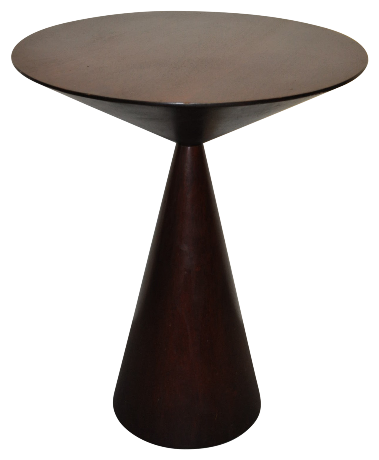 office side tables. Contemporary Cone Shaped Side Table On Chairish.com Office Tables I