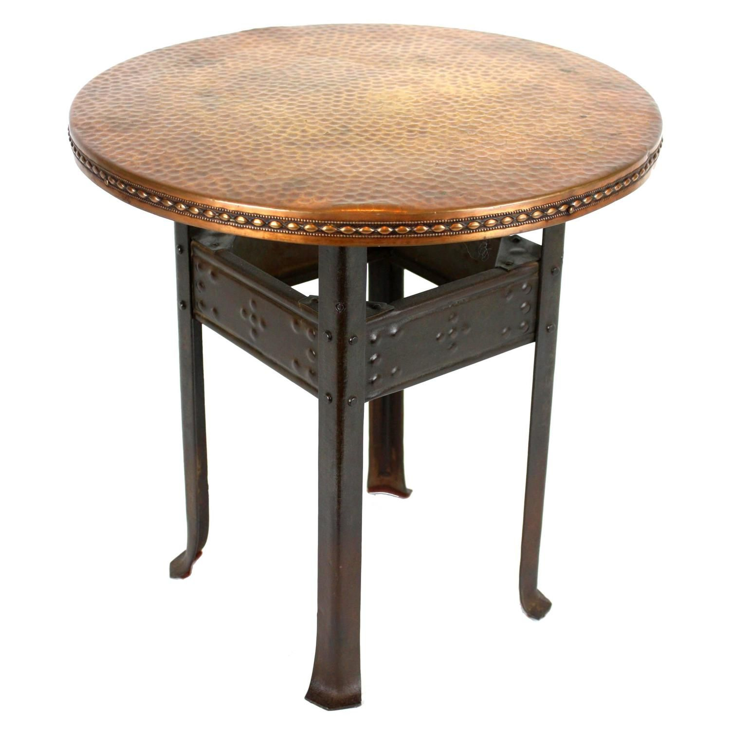 Round Hammered Copper Coffee Table Collection Full Size Of End Tables Coffee Table Excep In 2020 Copper Coffee Table Round Copper Coffee Table White Round Coffee Table