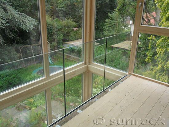Unique Balcony Glass Enclosures