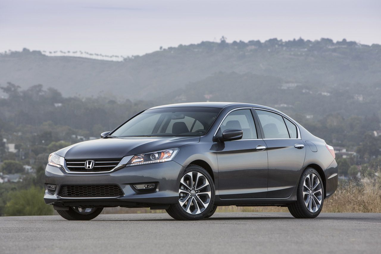 2013 Honda Accord Sport Sedan Gallery