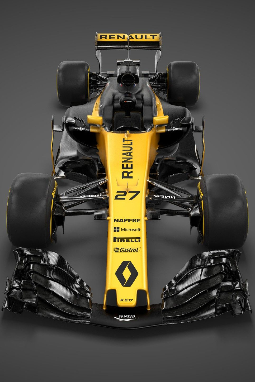 Renault Sport Formula One Automotive Cars Auto Formula