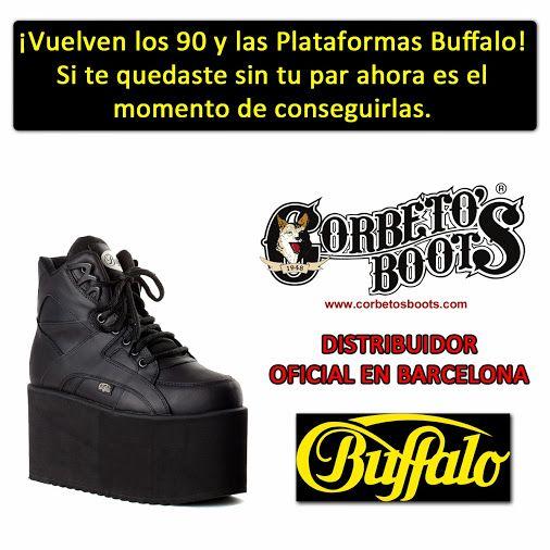 Corbeto's Boots distribuidor oficial Buffalo Shoes en