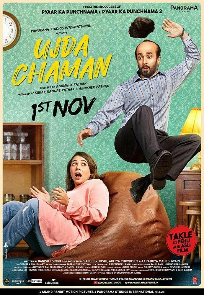 Wach or Download Ujda Chaman in hindi HD | Download movies, Full movies  download, Hindi bollywood movies
