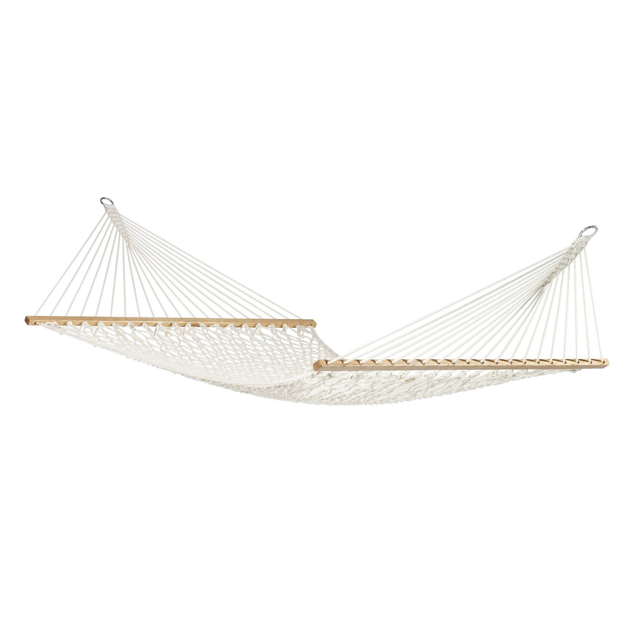 Fresh Single Hammock with Spreader Bar