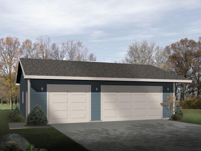 Plan 2029 Just Garage Plans Three Car Garage Garage Apartment Plans Garage Plans Detached