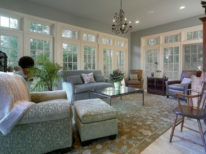 Inspirational Sunroom Wall Colors
