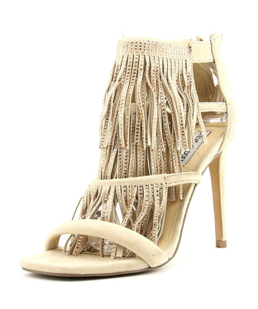 STEVE MADDEN Steve Madden Fringly   Open Toe Suede  Sandals'. #stevemadden #shoes #sandals