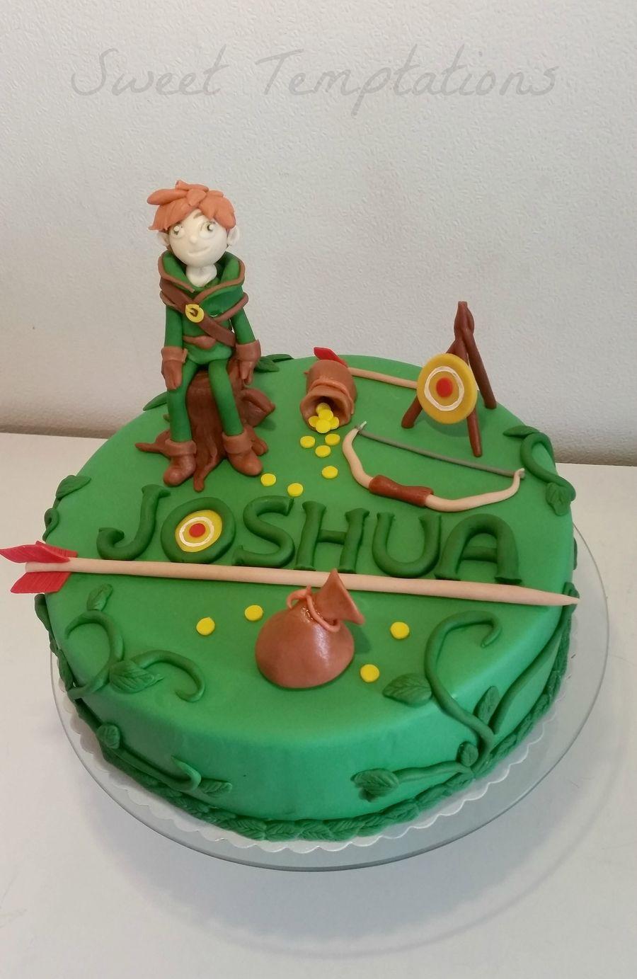 Robin Hood Anniversaire Robin Des Bois 4 Ans Adam