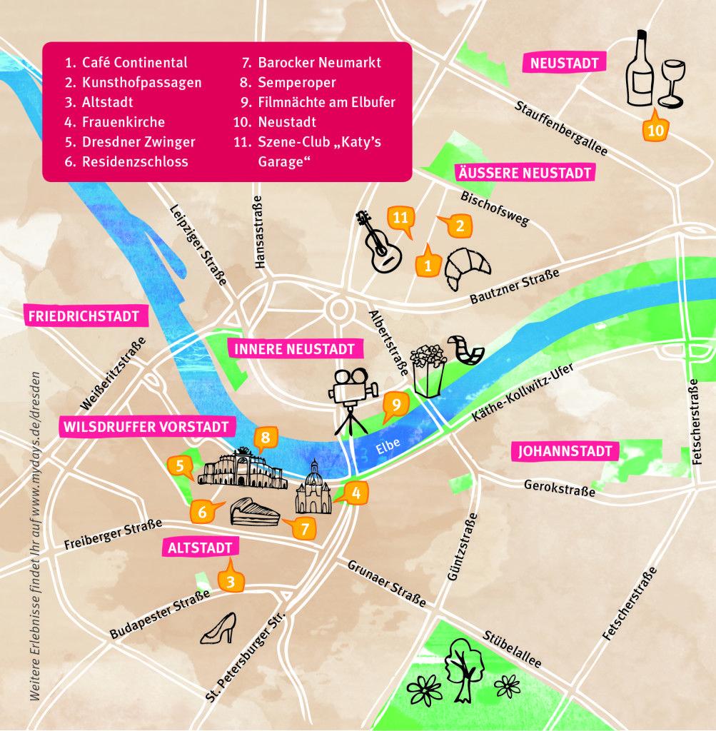 Ein Perfekter Tag In Dresden Mydays Magazin In 2020 Dresden Dresdner Zwinger Tipps