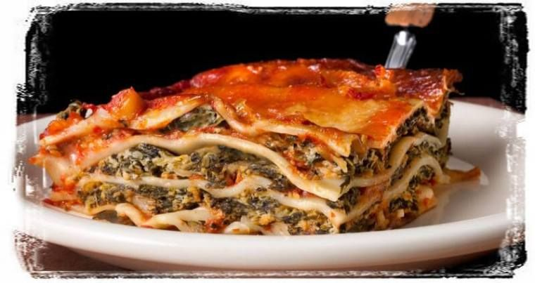 Resepi Lasagna Simple Lazat And Mudah Resepi Western Easy Spinach Lasagna Easy Lasagna Recipe Spinach Lasagna