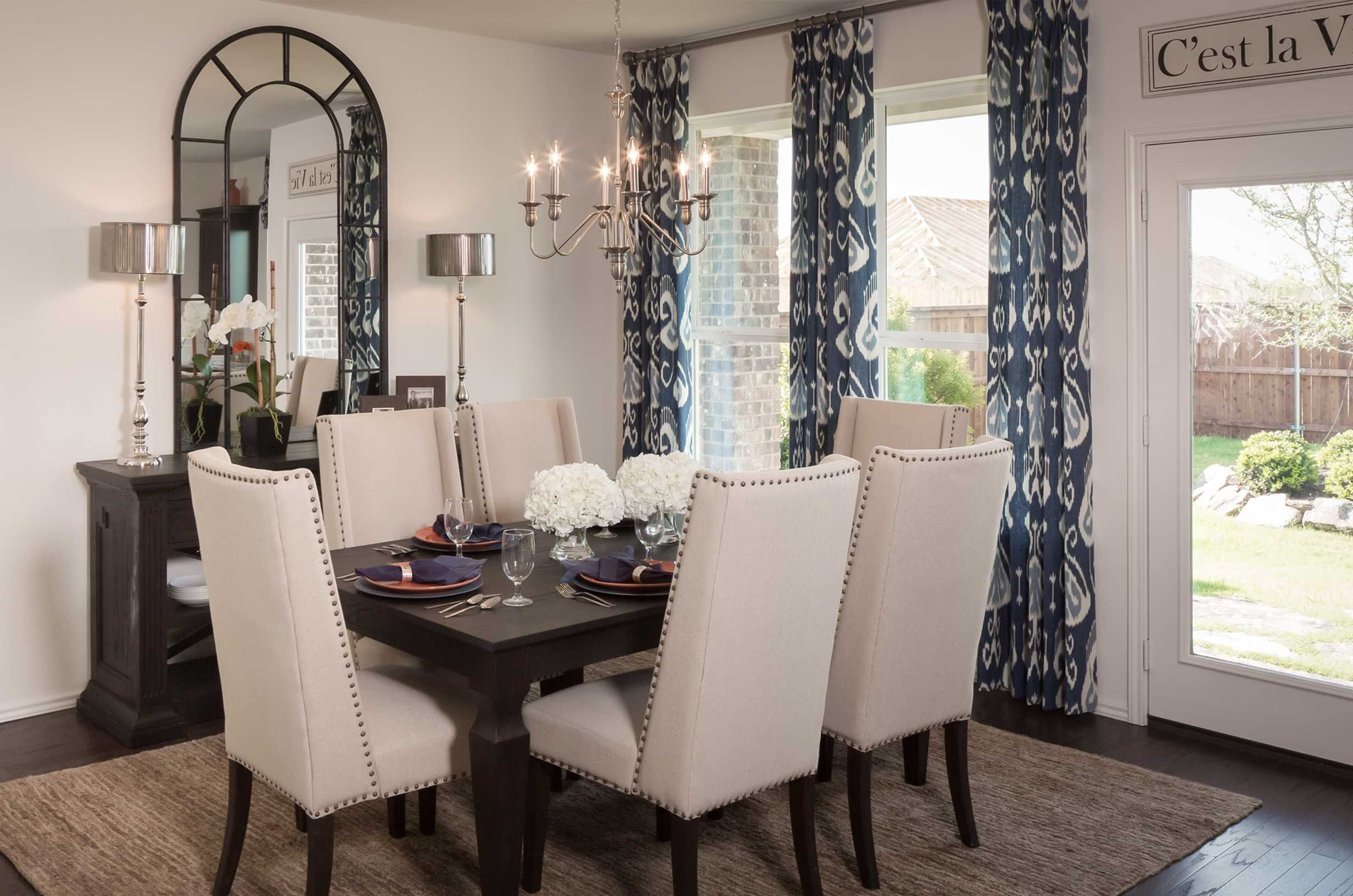 Highland Homes Southland Model Home in Dallas