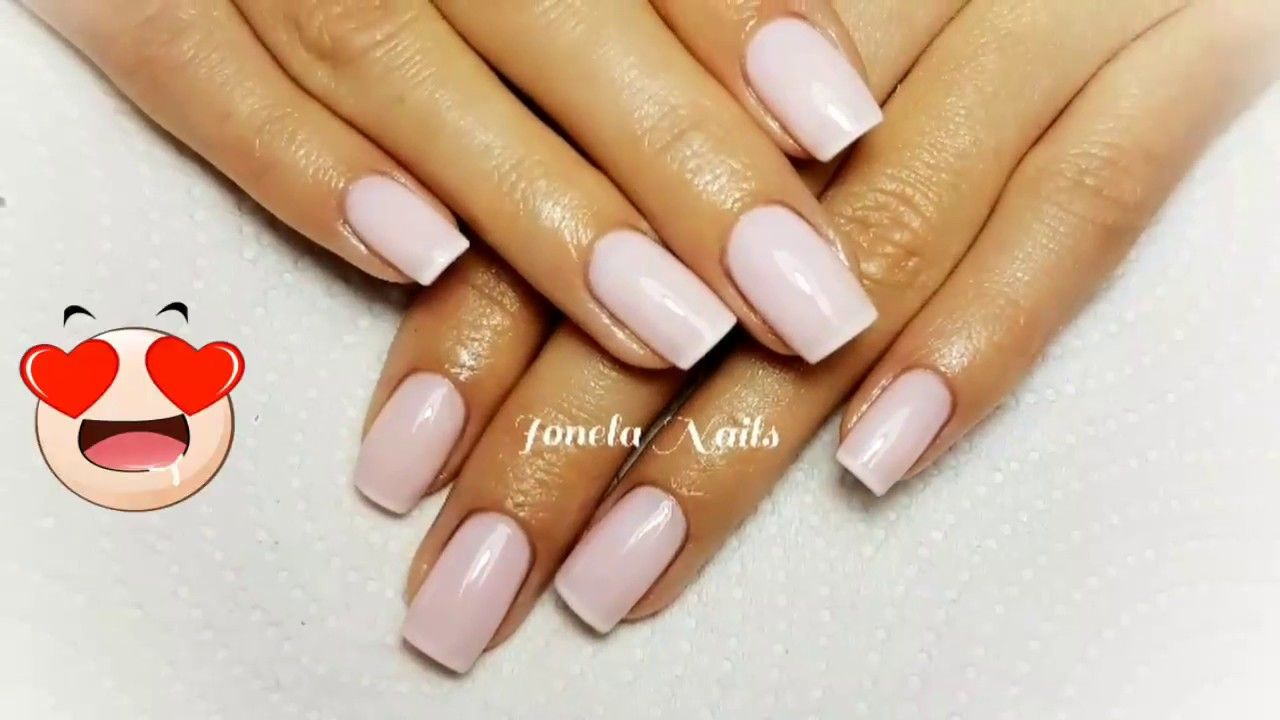 French Drept Din Oja Semipermanenta Diamond Nails Pretty Beauty