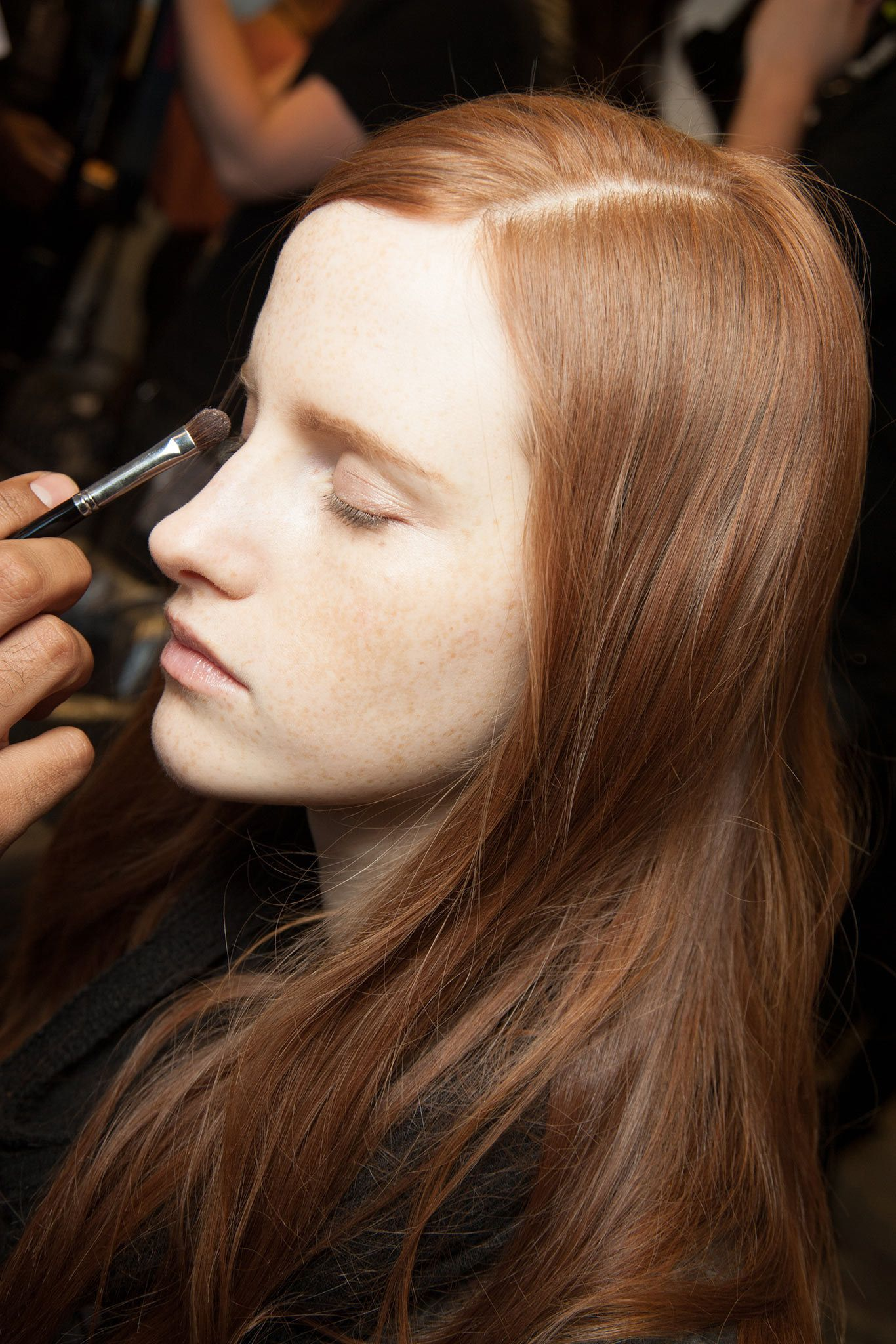 Jason Wu Fall 2015 Ready-to-Wear Fashion Show Beauty