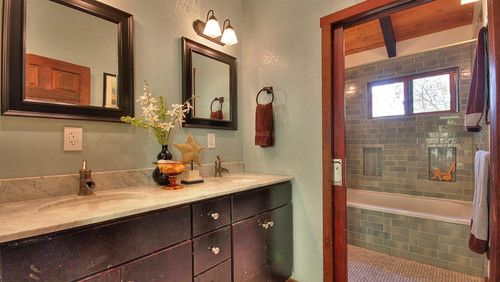 Bathroom Design San Francisco Fascinating Luxury Custom Home Design In San Francisco  Craftsmanbathroom Design Ideas