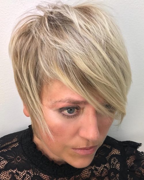 46 Best Short Hairstyles for Thin Hair to Look Fuller Gallery