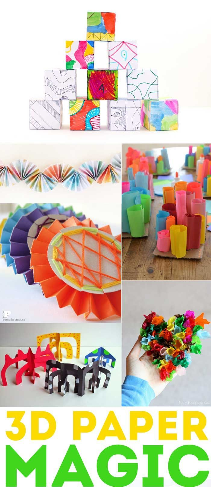 60 Amazing Paper Crafts For Kids And Adults Paper Crafts For