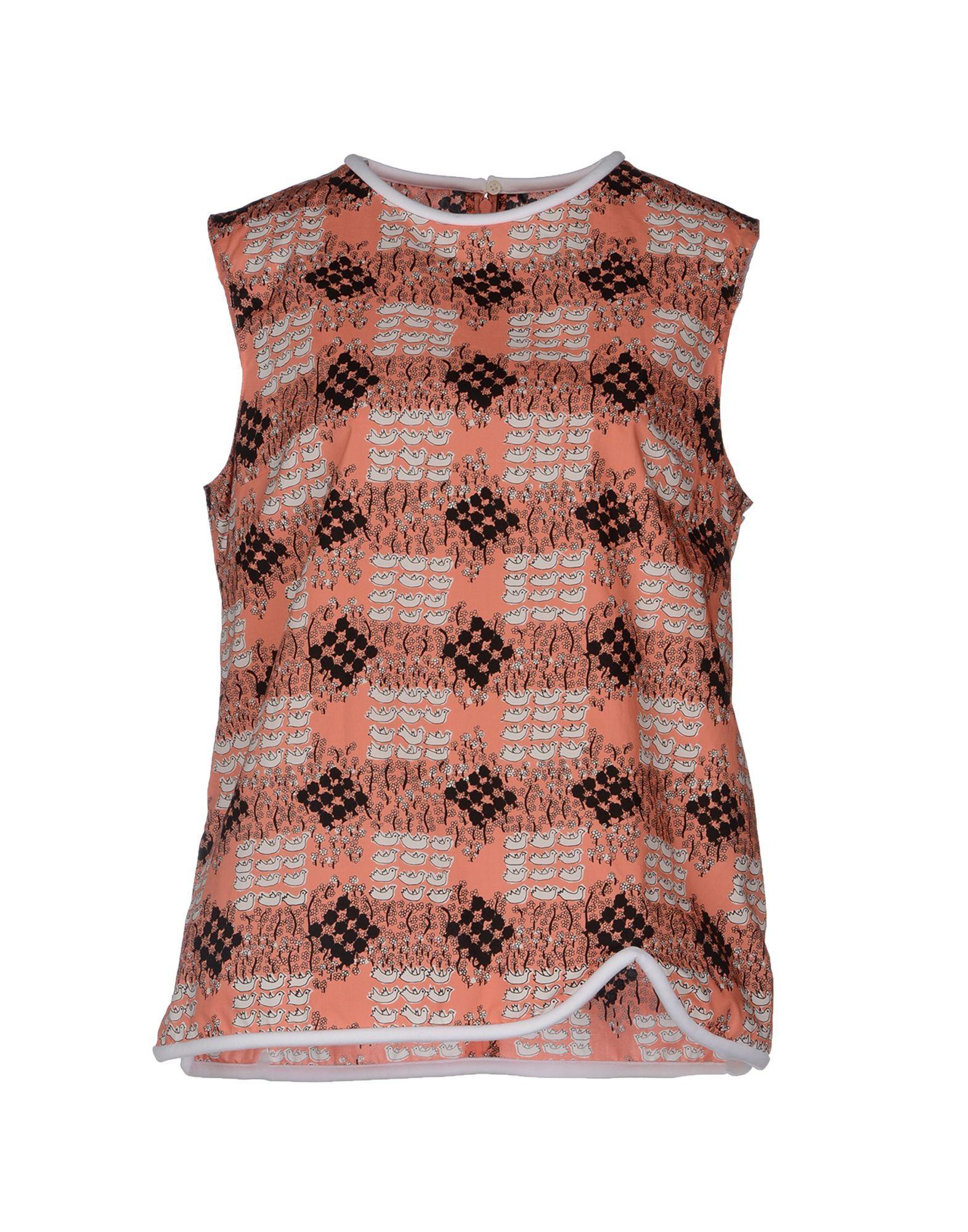Marni T-Shirt - Women Marni T-Shirts online on YOOX United States