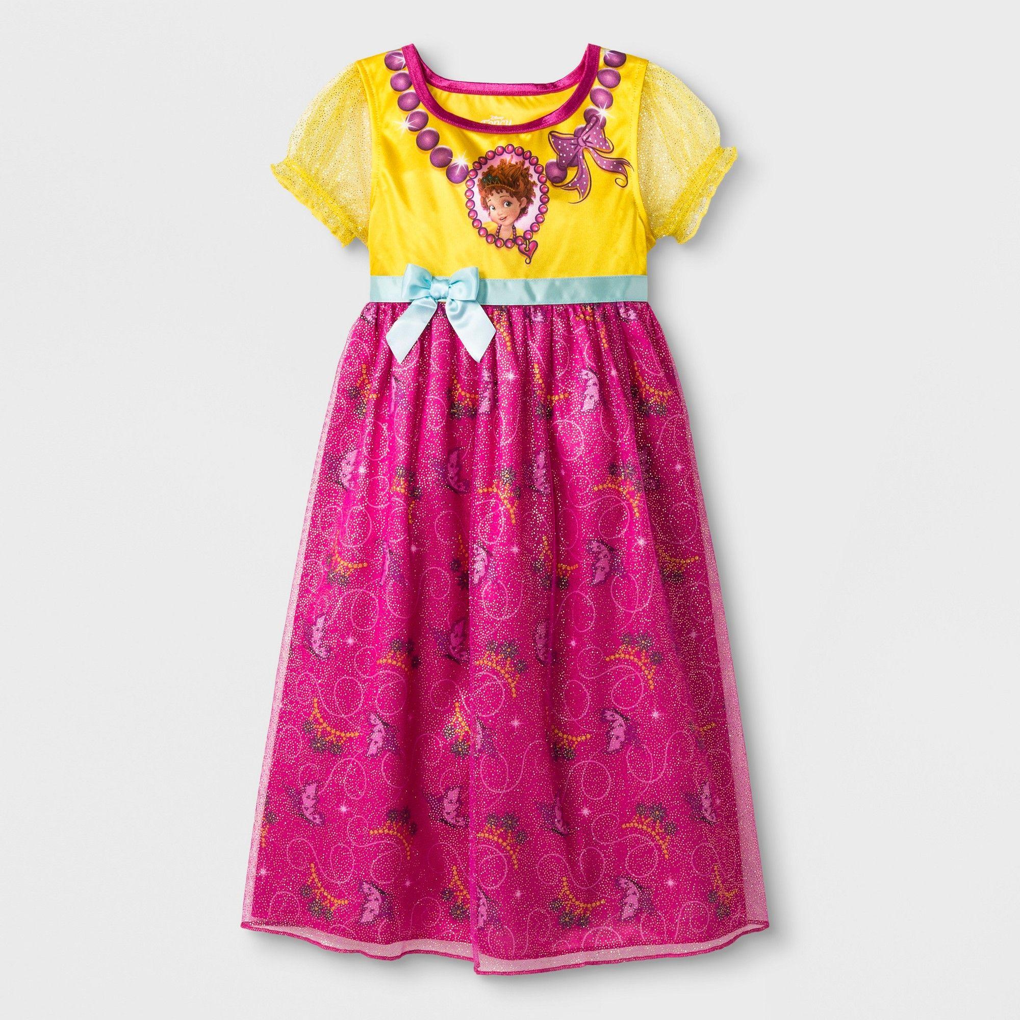 61ea030661bb Toddler Girls  Fancy Nancy Nightgown - Yellow 3T