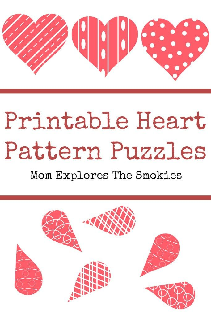 These Fun Hands On Puzzles Help To Develop Pattern Recognition