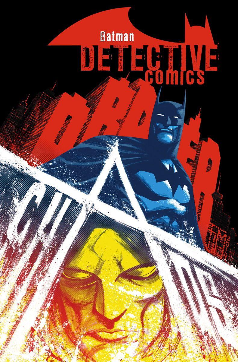 Batman Detective Comics Vol 7 Anarky Hc By Francis Manapul Batman Detective Batman Detective Comics Detective Comics