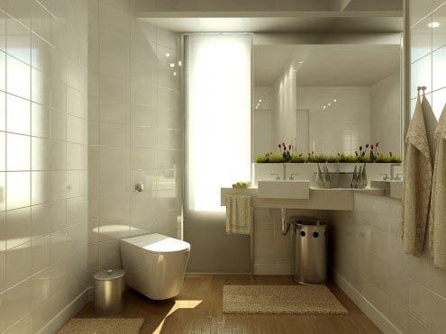 comment agencer une petite salle de bain Salle de bains