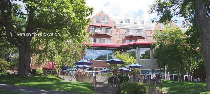 Green Lake Wi Hotels At Heidel House Resort Spa A Luxurious Wisconsin Hotel And
