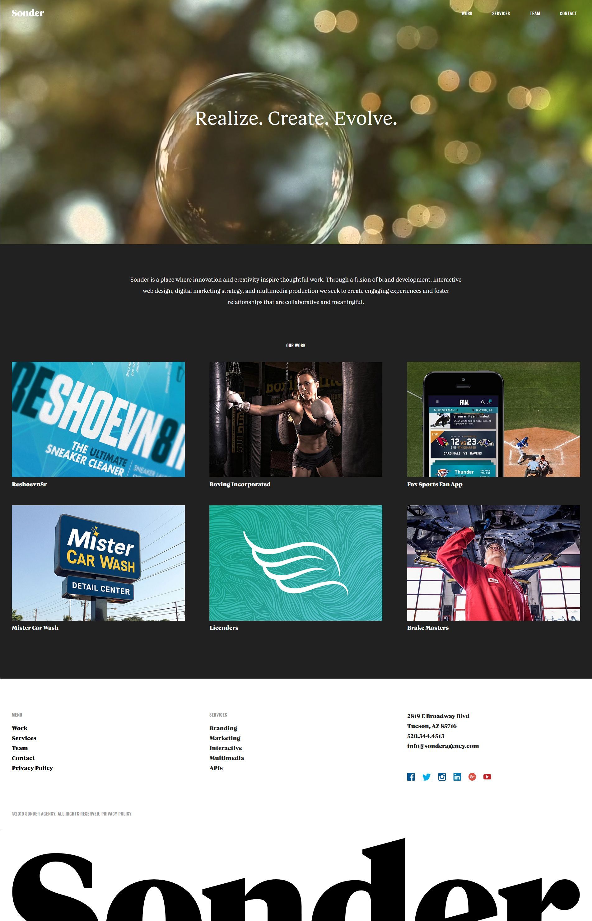 Pin By Andrea Benjamin On Design Web Digital Advertising Agency Digital Advertising Custom Web Design