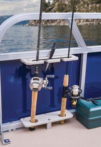 Sun Tracker Pontoon Boats >> Sun Tracker Fishin Barge 20 DLX (2014-) 2014 Reviews,performance,compare,price,warranty, specs ...