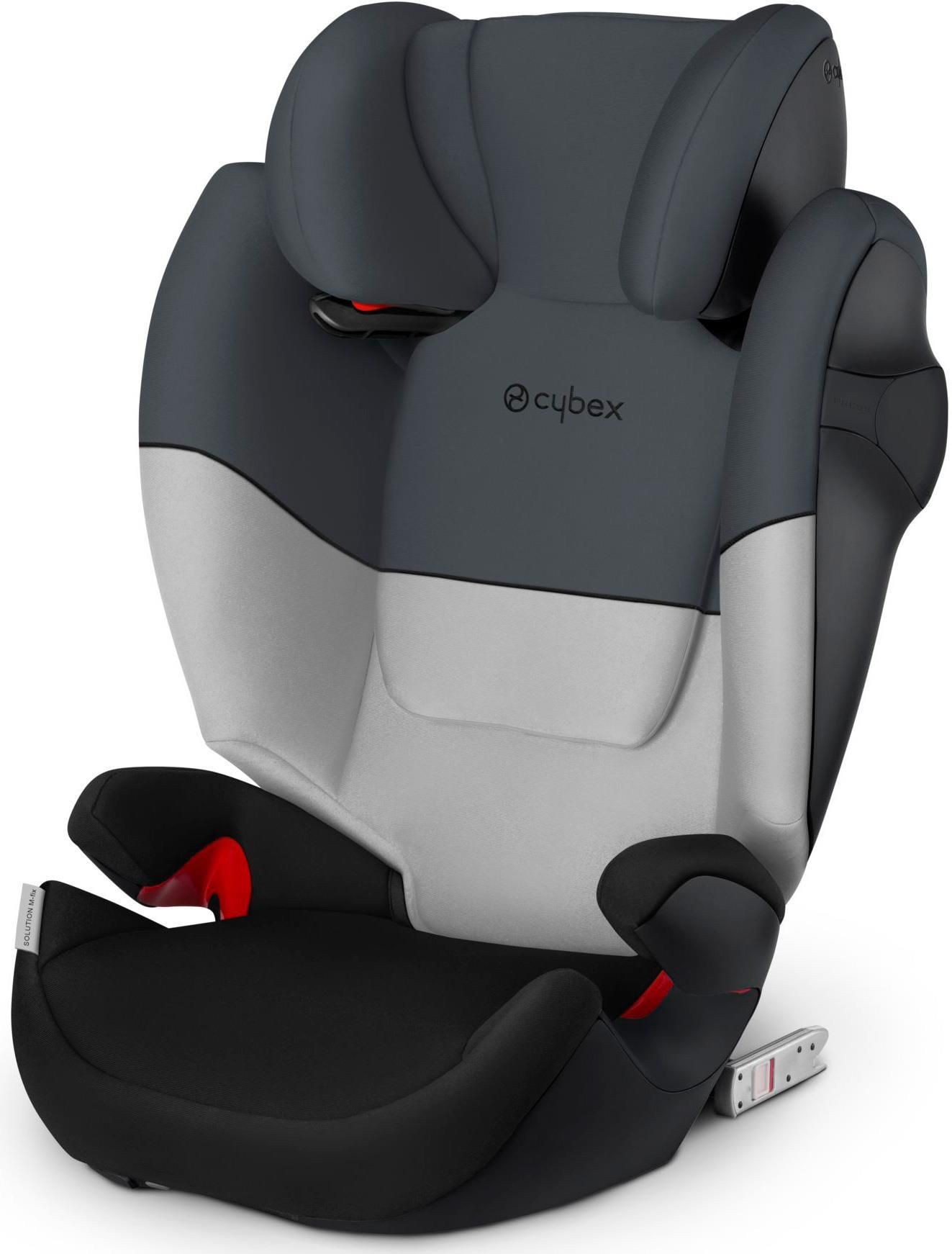Cybex Solution M Fix Group 23 Car Seat Gray Rabbit In 2020 Car Seats Baby Car Seats Deep Seat Cushions