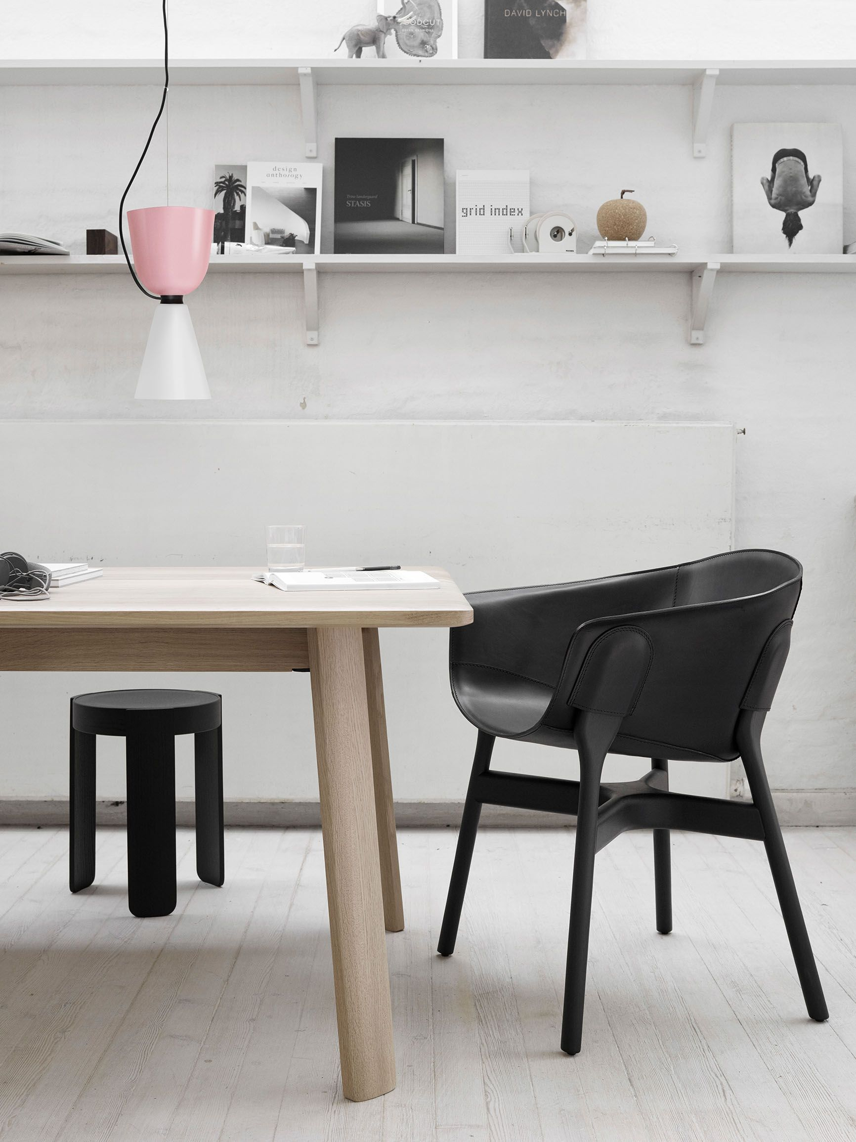 The Pocket chair is the creation of German designers DING3000 for