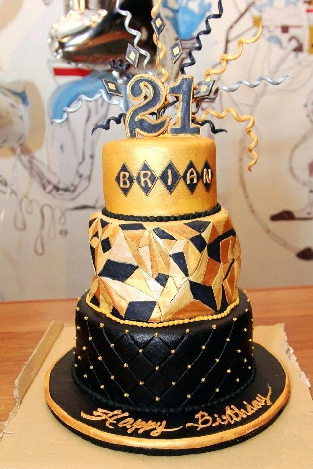 Superb 26 Beautiful Image Of 21St Male Birthday Cake Ideas Funny Birthday Cards Online Sheoxdamsfinfo