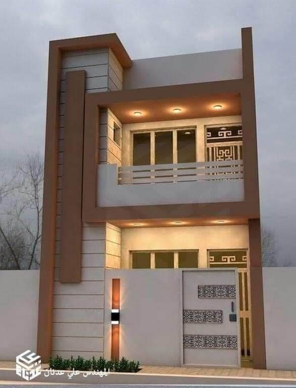 Top 35 Cool House Design Ideas Ever Built Engineering Discoveries Small House Front Design Small House Elevation Design House Balcony Design Small house design new