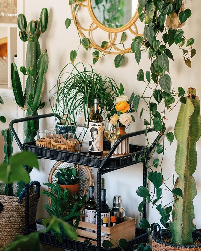 7 #SoDomino Greenery-Filled Spaces That Make Us Want to Be Plant Parents