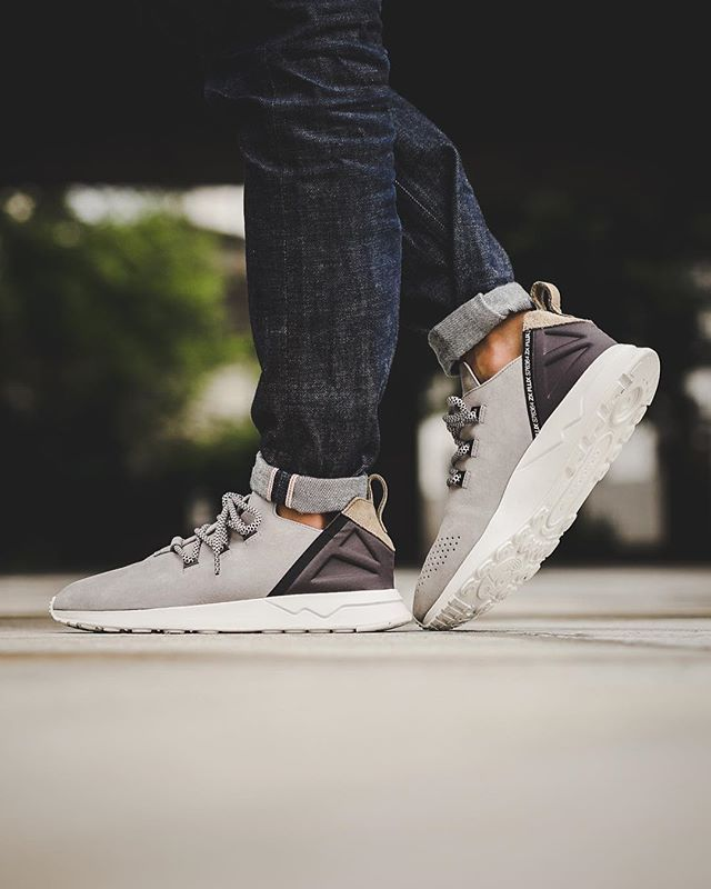 NEW IN! Adidas ZX Flux ADV X - Light Onix  available now in-store and online @titoloshop Berne | Zurich
