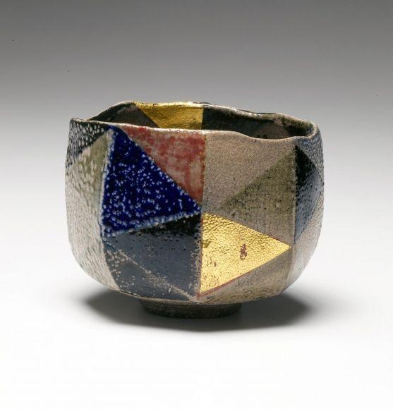 Ajiki Hiro Teabowl De 2012 Gres Esmaltado Teaware