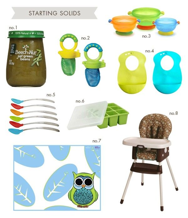 Starting Solids | Hellobee | Baby led weaning | Starting ...