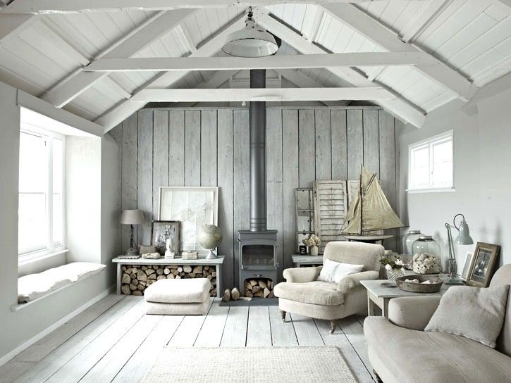 scandinavian coastal style - Google Search Garden room and pool