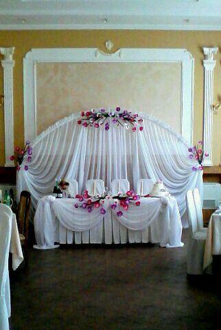 Diy Stage Decoration