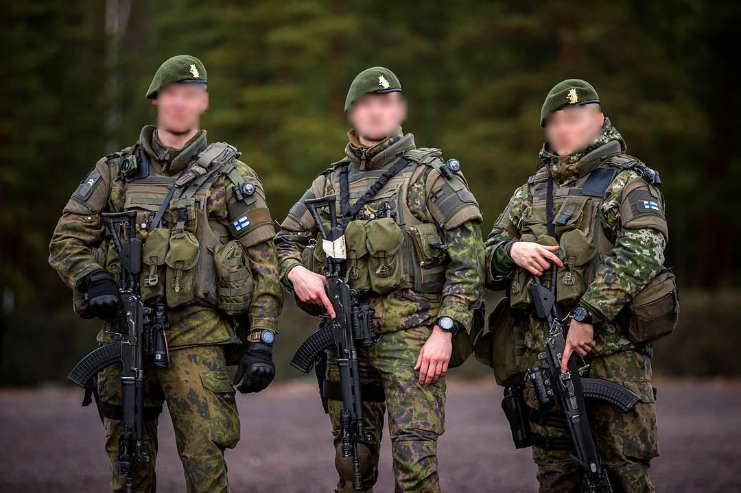 Finnish Rapid Deployment Force