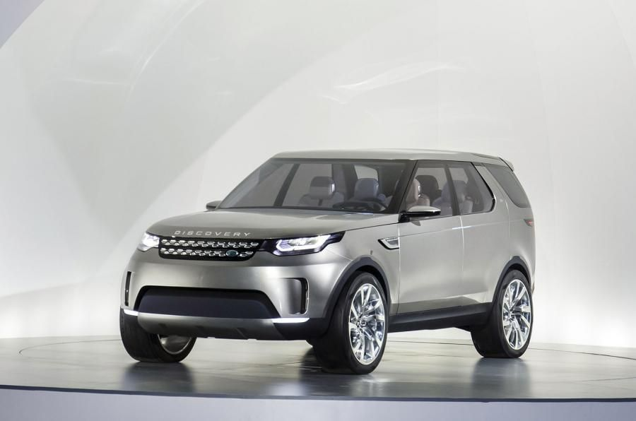 New Land Rover Discovery spotted winter testing ahead of 2016 launch