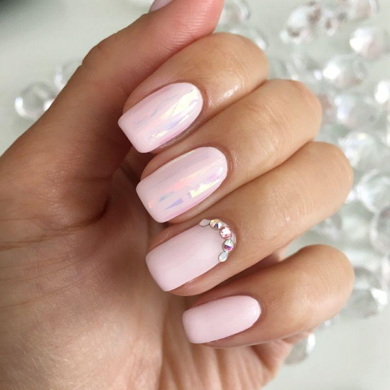 48++ Nail art rosa antico inspirations