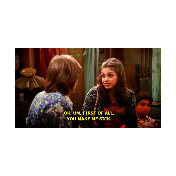jackie fucking burkhart. ❤ liked on Polyvore featuring subtitles, brown, screenshots, subtitles. and that 70s show