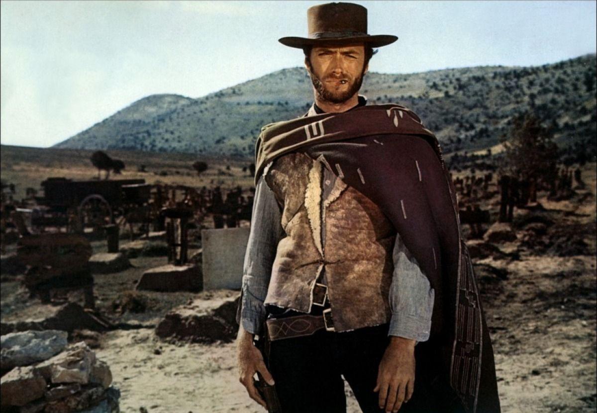 Le Bon, la brute et le truand - Clint Eastwood Image 1 sur 26 ...
