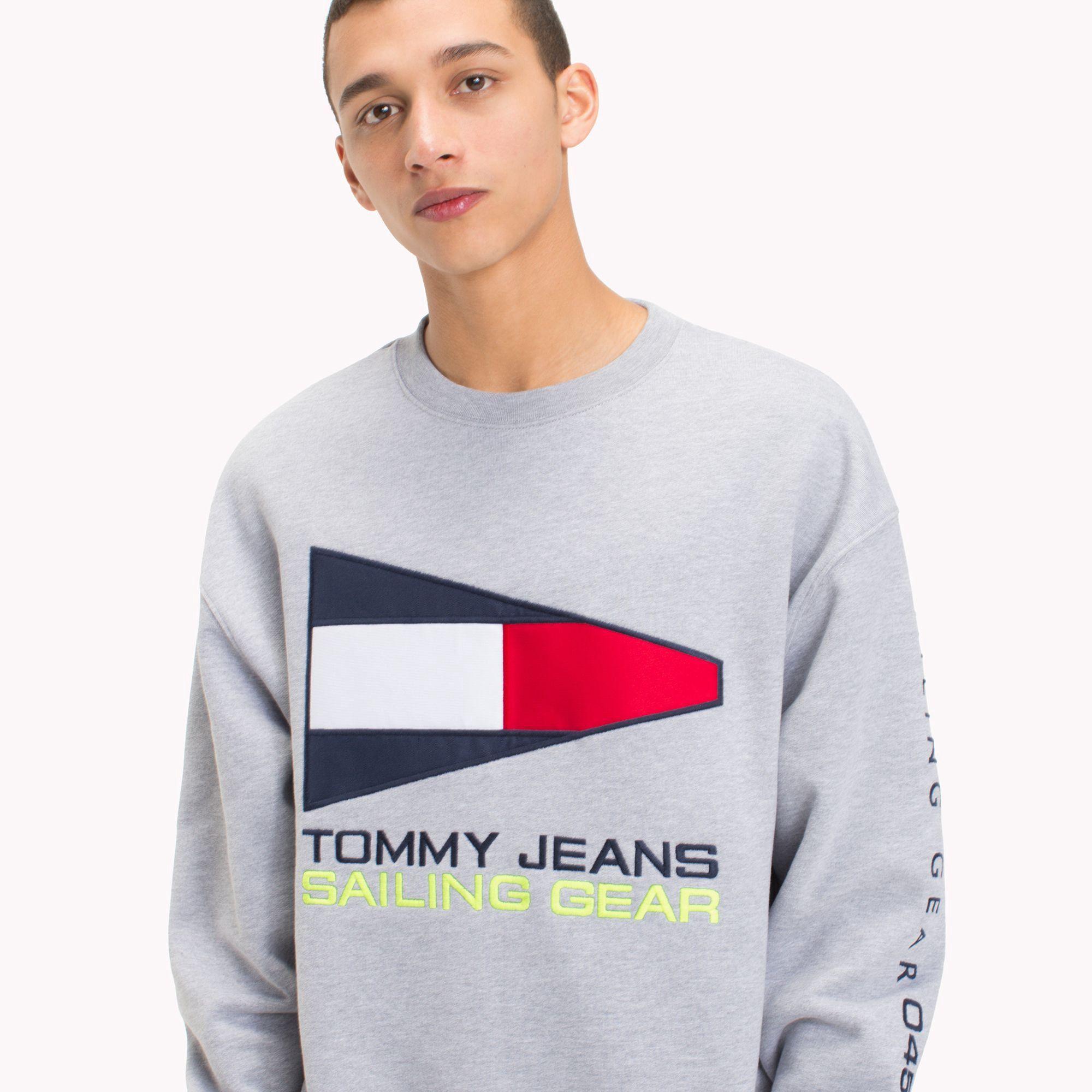 51ce44485100 Tommy Hilfiger Capsule Collection Sailing Sweatshirt - XXL