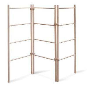 Wooden Zig Zag Drying Rack Airer Clotheshorse Code Zidr01 Ebay 35 Concertina Idee Arredamento