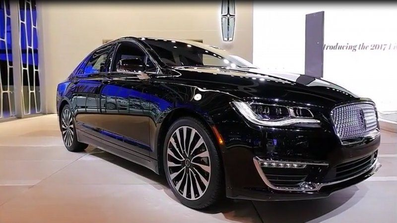 Lincoln MKZ 2017 Cars Awesome Cars Pinterest