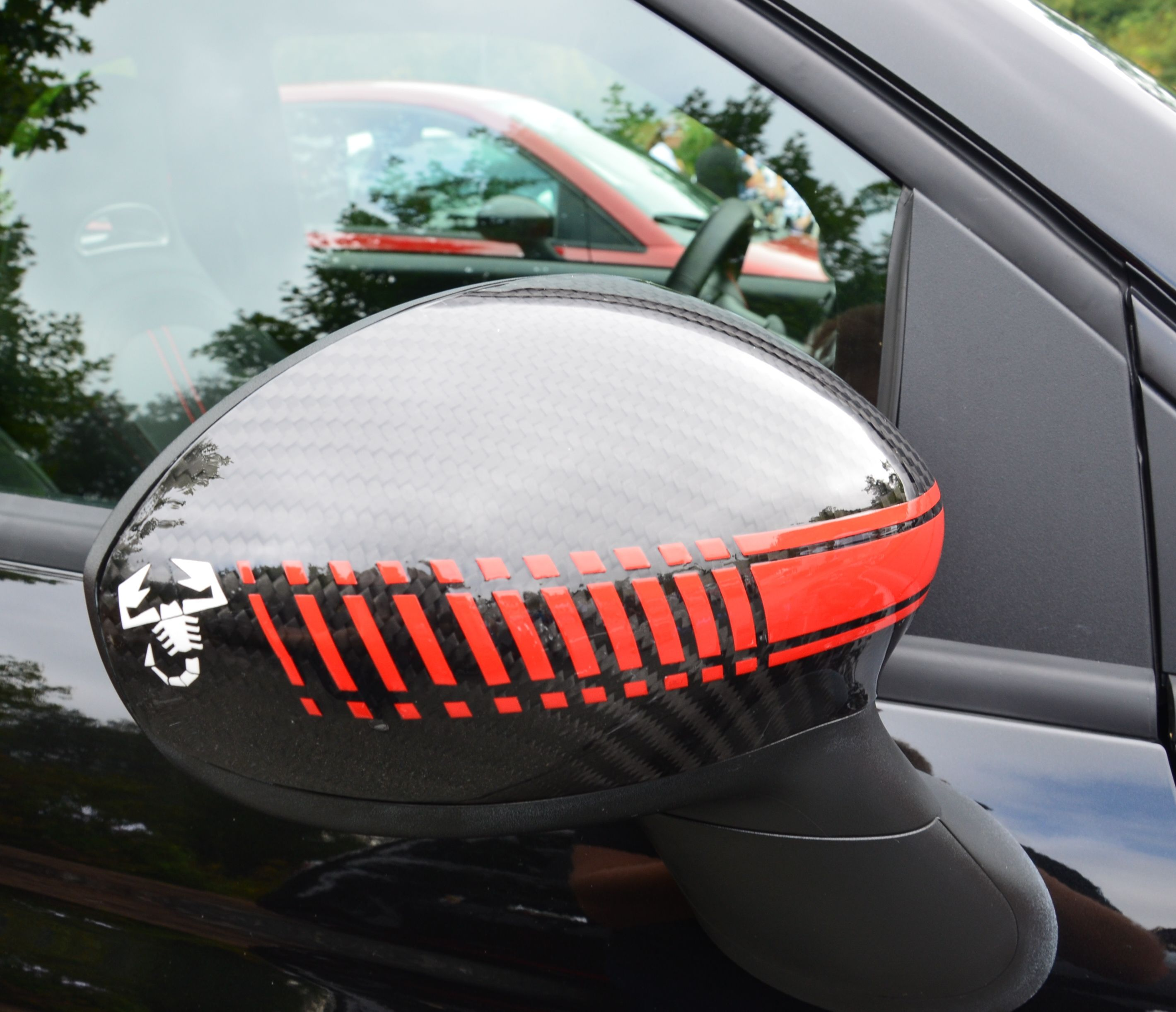 Carbon Fiber Mirror Covers From 500 MADNESS. Www